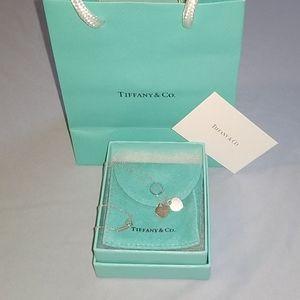 Tiffany & Co. Mini Double Heart Necklace